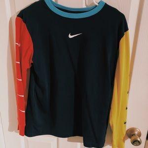 Colorful Nike Tee